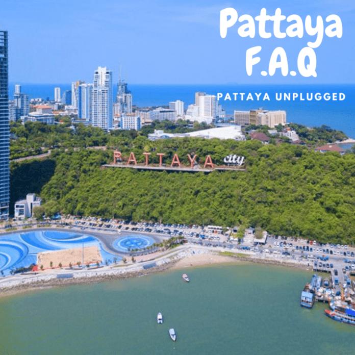 The pattaya beach image